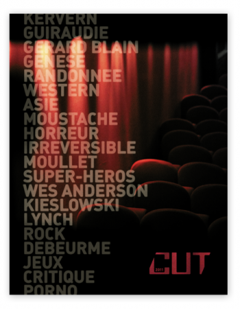 Cut - La couverture