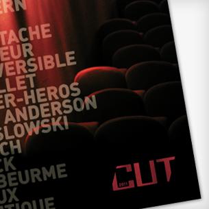 Revue annuelle traitant du cinéma.  132 pages, 0 pub !